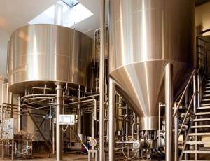 Fabrication Bière Mont-Blanc