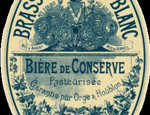 Etiquette Brasserie du Mont-Blanc