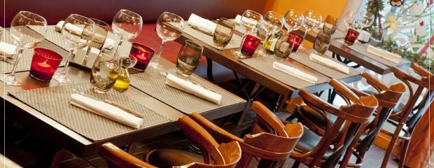 """"""" le bistrot"""" restaurant de Maxime Sieyes"""