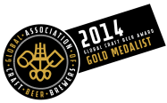 La Rousse championne du monde - Craft Beer Award - 2014