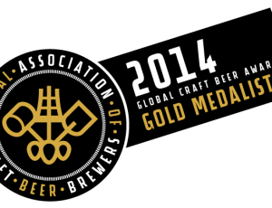 La Rousse championne du monde - Craft Beer Award - 2014