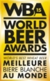 world beer awards 2015 La Blanche Championne du Monde