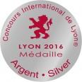 Brassin d'Hiver : médaille d'argent au concours international de Lyon 2016
