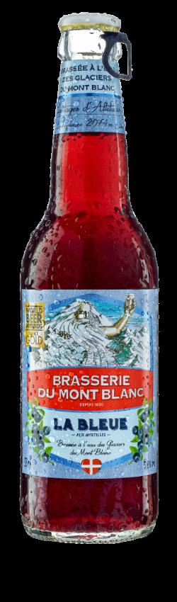 La Bleue - Brasserie du Mont-Blanc