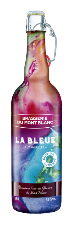 "La Bleue ""edition liberte"""
